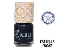 Kuru Esmaltes: Estrella Fugáz - ¡Disponible en Kichink!