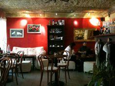 Al Cafetero ve městě Praha