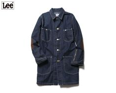 SOPHNET. Lee DENIM SHOP WORK COAT