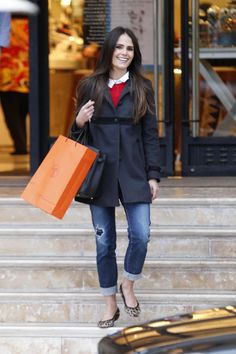Jordana Brewster is all smiles after doing some holiday shopping at the Hermes counter at #Barney's New York in Los Angeles on 12/14/12  http://celebhotspots.com/hotspot/?hotspotid=23580&next=1