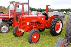 McCormick International B250 Diesel Tractor