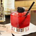 3 Fresh blackberries, divided  1.5 oz Vodka  3/4 oz Fresh squeezed lemon juice  3/4 oz St. Germain Liqueur  Muddle 2 blackberries in shaker; add liquid ingredients.  Shake and strain into ice-filled glass.