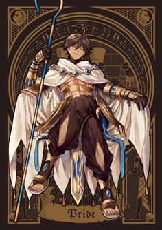 Safebooru is a anime and manga picture search engine, images are being updated hourly. Handsome Anime Guys, Cute Anime Guys, Anime Love, Fantasy Character Design, Character Inspiration, Character Art, Anime Fantasy, Fantasy Art, Gilgamesh Anime