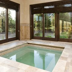 Spa Bathroom Decorating Ideas Design Ideas, Pictures, Remodel, And Decor    Indoor Spa