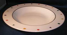 Sasaki Elements Rimmed Soup Bowl