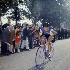Raymond Poulidor - Open des Nations 1966