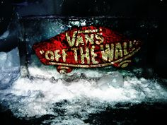 vans off the wall.  I understand this WAY more than they know