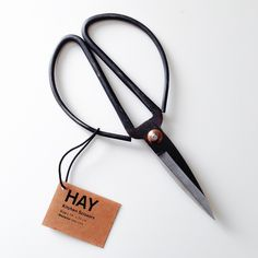 "HAY scissors, ""kitchen scissors"""
