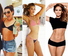 Want to lose weight before summer? Check out these diet and fitness tips from celebrities! The temps are heating up and the clothes are coming off, so we're helping you get bikini ready for the summer! Celebs like JLo, Lea Michele and Gigi Hadid have enviable bodies, and now they are spilling their fit tricks!
