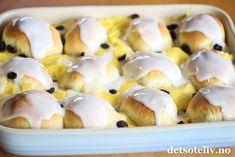 Kjempegode lapper som er raske å lage og helt uten fett! Norwegian Food, Recipe Boards, Bread Recipes, Scones, Macaroni And Cheese, Brunch, Food And Drink, Vegetables, Breakfast