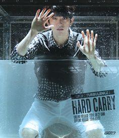 Jinyoung GOT7 Flight Log: Turbulence Hard Carry