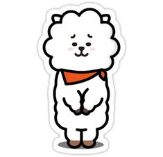 LINE Stickers UNIVERSTAR Cuteness by the members of BTS themselves, these UNIVERSTAR characters have all the cutest moves.,Stickers,Animated Stickers,Example with GIF Animation Pop Stickers, Tumblr Stickers, Printable Stickers, Bts Chibi, Bts Drawings, Kawaii Drawings, Tumblr Png, Aesthetic Stickers, Line Sticker