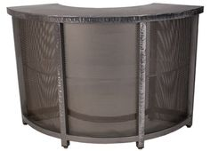 Steel Reception Counter/Bar