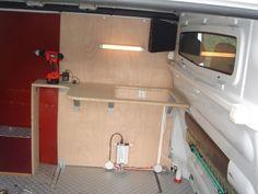 Utilitaire en camping-car - - Vous aménagé un camion en camping-car