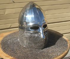 Rus helm, medieval 12/13th cen. Partial face mask