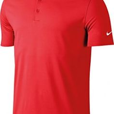 Nike Golf Victory Solid Mens Polo Shirt - 12 Colours / Sml- - University Red - M