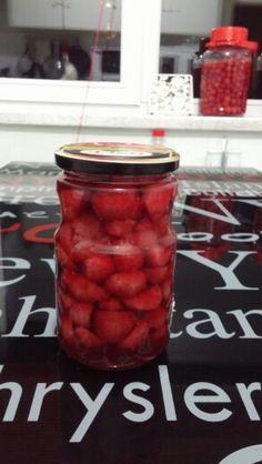 Strawberry shine %92 ABV