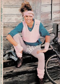 Glossy Sheen: Here's to wishing it was Winter already: Dolly Magazine June 1984---Nice crotch picture, guys!