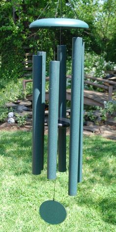 ❦ Corinthian wind chime--has the most amazing melodic sound.