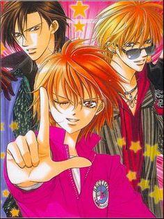 Ren, Kyoko & Sho - Skip Beat!