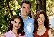 Lyndsy Fonseca, Nathan Fillion and Dana Delany, Desperate Housewiveshttp://www.tvguide.com/news/housewives-delany-fillion-37230/