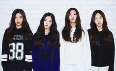 Red Velvet: Pictorial for IZE& Magazine