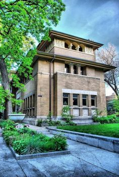 47 Frank Lloyd Wright Architecture