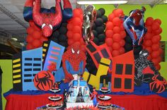 Donde esta el Spiderman de verdad?