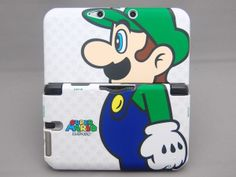 Luigi 3DS XL cover