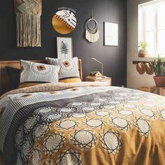 Good Morning Parure de lit Cheval r/éversible 100/% Coton 140x200 cm
