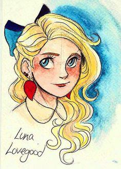Miss Luna by Andythelemon