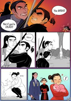 Pucca: CF - End by LittleKidsin.deviantart.com on @DeviantArt