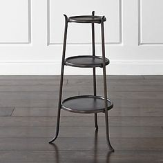 Add a unique, stylish furniture to your space with accent tables from Crate and Barrel. Shop our collection, ranging from artsy-whimsical to chic-classic. End Tables, A Table, Drink Stand, Crate And Barrel, Safe Food, Crates, Bar Stools, Accent Tables, Sweet Home