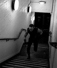 How do you prepare to go on stage?. TH: I come into the theatre at 4.30 for a 7.30 show... Coriolanus starts the play possessed of an immense anger and I have to put myself into the right mood. Sometimes, I'll listen to Holst's The Planets https://www.youtube.com/watch?v=Jmk5frp6-3Q&index=1&l, or run up and down the fire escape - and other days I'll already be there! http://www.harpersbazaar.co.uk/culture-news/tom-hiddleston-on-coriolanus-shakespeare-national-theatre-live