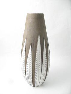 """""""Paprika"""", Upsala Ekeby #cerámica #taller #www.resulabrador.com"""