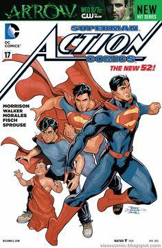 Action Comics v2 17 (2013) ……………………….. | Vietcomic.net