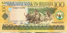 coins and more: 93) Currency and coinage of Rwanda, East Africa: F...