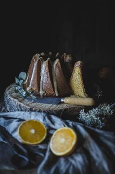 Receta de bizcocho de naranja Foto Pastel, Muffins, Cupcakes, Pound Cake, Sweet Bread, Carrot Cake, Carrots, Ethnic Recipes, Bundt Cakes