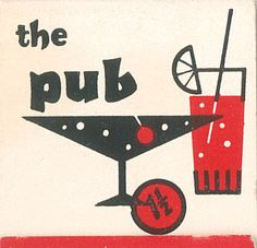 The Pub, Philadelphia #matchcover by jericl cat To order your business' own #advertisingmatchbooks GoTo www.GetMatches.com or CALL 800.605.7331 TODAY!