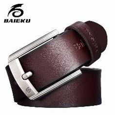 044426ad45c Baieku Fashion Casual Simple Men  s Belt Lengthened 140Cm Male And Female  Belts