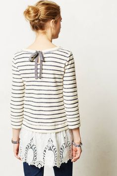 East Falls Pullover - anthropologie.eu