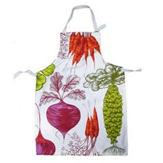 Apron 'vegetables'