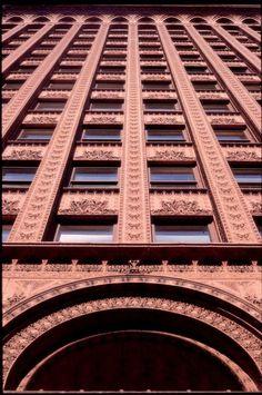 Guaranty Building, 28 Church St., Buffalo NY (1896)   Louis Sullivan