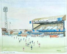 Springfield Park Wigan Athletic, Football Art, Art Gallery, Park, Pictures, Travel, Photos, Art Museum, Viajes