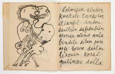 Jean Dubuffet   Labonfam abeber por inbo nom   (Conjugation 1)   1950