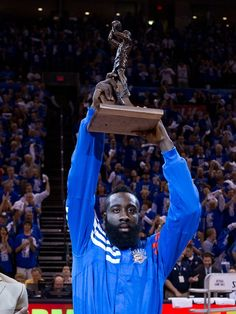 James Harden...6th man of the year!!!