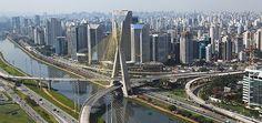 São Paulo é um dos destinos preferidos dos turistas para fim de ano :: Jacytan Melo Passagens