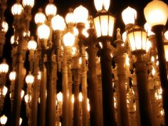 14 Things in 2014 Light Installation, Chandelier, Ceiling Lights, Urban, Home Decor, Homemade Home Decor, Candelabra, Ceiling Light Fixtures, Ceiling Lamp