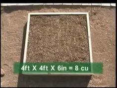 Square Foot Gardening - wprowadzenie