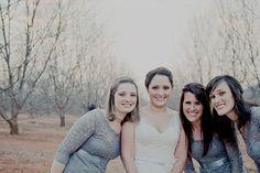 Tammy & bridesmaids